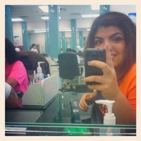 Photo taken at Angelique Nail Spa by Andrea Marie T. on 10/31/2012
