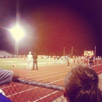 Photo taken at Stafford High School by Andrea Marie T. on 10/12/2013