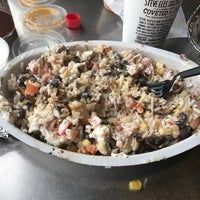 Photo taken at Chipotle Mexican Grill by Aubrey G. on 3/24/2017