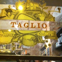 Photo taken at Taglio by Alessia S. on 10/16/2013