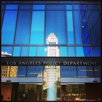 Photo taken at LAPD Headquarters by Narciso A. on 8/10/2013