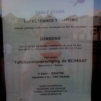 Photo taken at TTV Bijmaat by Zen S. on 10/9/2012