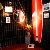 Das Foto wurde bei Surf Coffee von Inga S. am 1/27/2017 aufgenommen