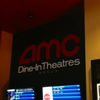 Photo taken at AMC Dine-In Theatres Bridgewater 7 by Tyler H. on 12/27/2012