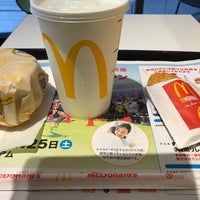 Photo taken at McDonald's by ふかやん on 7/16/2017