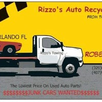 Photo taken at Rizzo's Towing & Recovery LLC by Robert R. on 9/17/2013