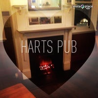 Photo taken at Harts Pub by Sarah C. on 5/20/2013