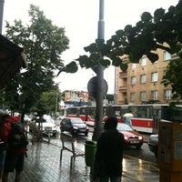 Photo taken at Bohemians (tram, bus) by nelen on 6/24/2013