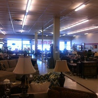 Photo taken at Grand Furniture by Brian C. on 5/21/2013