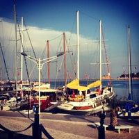 5/3/2013 tarihinde Alex S.ziyaretçi tarafından Datça Yat Limanı'de çekilen fotoğraf