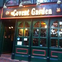 Foto tomada en Covent Garden por Maribel G. el 6/16/2013
