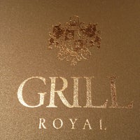 Photo taken at Grill Royal by Igropulo K. on 4/25/2013