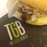 Foto tomada en TGB The Good Burger  por Enrique A. el 7/6/2015