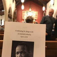 Photo taken at Cathedral Church of All Saints by David S. on 4/4/2018