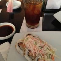 Photo taken at Tasuka Sushi & Lounge by Luis C. on 5/5/2013