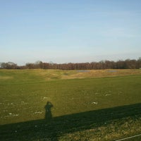 Photo taken at Blue Mash Golf Course by Josh S. on 4/10/2013