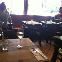 Photo taken at Lola Rosa Café by Lisa C. on 7/23/2013