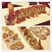 Photo taken at FuGu Sushi by Jenifur G. on 8/19/2013