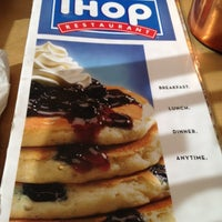 Photo taken at IHOP by Wendy W. on 10/16/2012