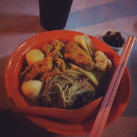 Photo taken at Wan Tan Mee @ Sea Park Roadside by Alan Ling on 12/12/2012