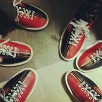 Photo taken at AMF Southshore Lanes by Veronica C. on 9/30/2012