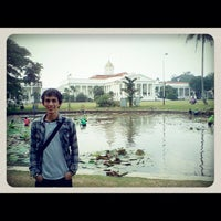 Photo taken at Bogor Palace by Said I. on 7/22/2013