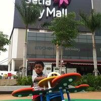 Photo taken at Setia City Mall by Yuvaraj R. on 10/20/2012