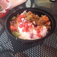 Photo taken at Cal Eats Fresh Mexican Grill by Jen Y. on 7/19/2014