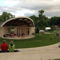 Photo taken at Warren Community Amphitheatre by Barbara V. on 6/14/2013