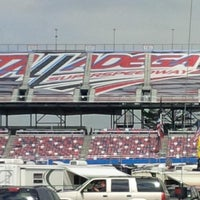 Photo taken at Talladega Superspeedway by Q A. on 5/5/2013