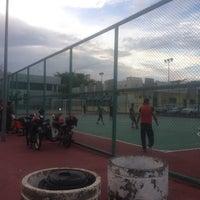 Photo taken at Kompleks Futsal 1Malaysia by akmal  D. on 11/30/2016