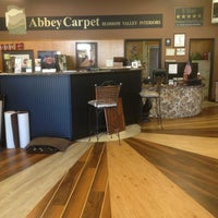 Photo taken at Abbey Carpet & Floor by Steve D. on 4/3/2013