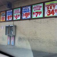 Photo taken at Pop-In supermarket by Mrs. G. on 1/23/2013