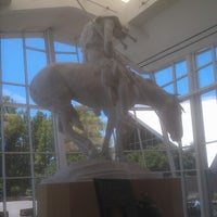 Photo taken at National Cowboy & Western Heritage Museum by Robertson M. on 7/22/2013