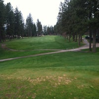 Photo taken at Coeur d'Alene Golf Club by Mike B. on 4/4/2013