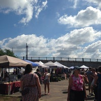 Photo taken at Midtown Farmer's Market by Laura v. on 7/25/2015