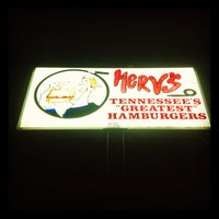 Photo taken at Merv's Restaurant by K M. on 9/28/2012