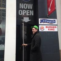 Photo taken at Burger King by Jenny L. on 2/16/2014