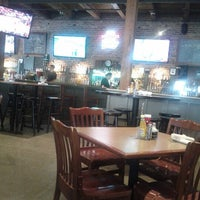 Photo taken at The Old Mattress Factory Bar and Grill by Alex M. on 2/1/2013