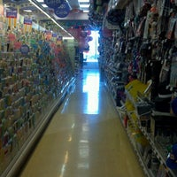 Photo taken at Party City by Connie R. on 3/9/2013