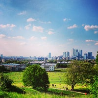 Photo taken at Greenwich Park by Dmitry NP on 5/27/2013