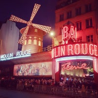Photo taken at Moulin Rouge by Dmitry NP on 5/30/2013