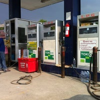 Photo taken at V2 Gas (LPG Gas Station) by Thetepornn T. on 12/9/2012