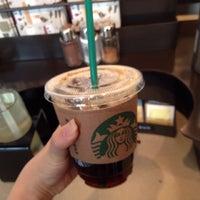 Photo taken at Starbucks by KimPink on 6/19/2013