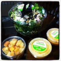 Photo taken at City Salads by Gerardo A. on 11/12/2012