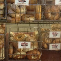 Photo taken at Shirley's Bagels by Victoria S. on 2/10/2014