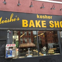 Photo taken at Moishe's Bake Shop by Andrew L. on 7/3/2016