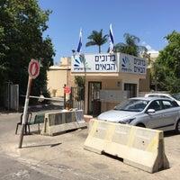 Photo taken at Herzliya Studios by Andrew L. on 5/19/2016