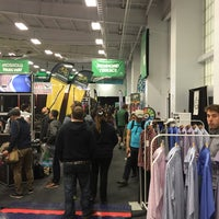 Photo taken at Bike Expo New York- Pier 36 by Andrew L. on 5/1/2015