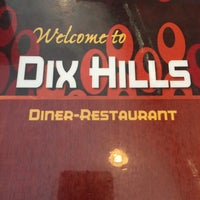 Photo taken at Dix Hills Diner by Andrew L. on 6/14/2016